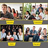 Varmax Portable Projector Screen for Home and
