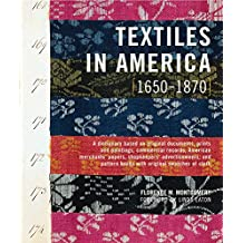 Textiles in America 1650 To 1870