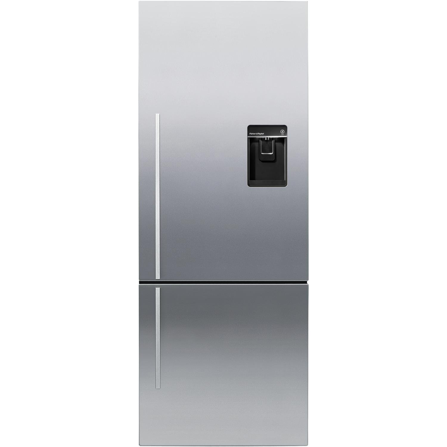 Amazon.com: Fisher Paykel RF135BDRUX4 13.5cuft Counter Depth Iu0026W SS Flat  Door RH: Appliances