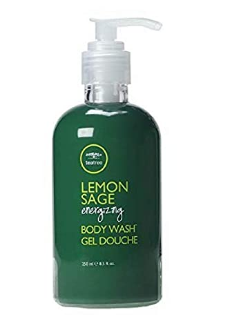JPM Tea Tree Special Lemon Sage Energizing Body Wash 8.5oz