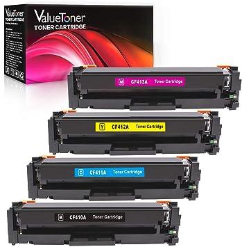 CF410A Toner Cartridge For HP Color LaserJet Pro MFP M452 M452dw M477fdw M477fnw