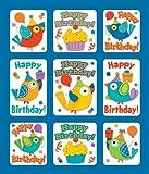 Carson-Dellosa 168176 Boho Birthday Prize Pack Stickers
