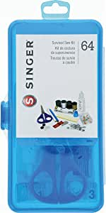 Survival Sewing Kit - Blue