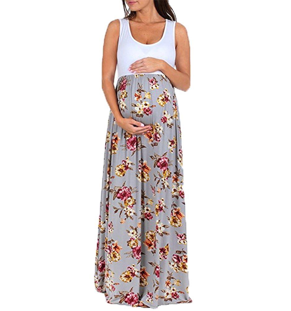 Las Mujeres Embarazadas Gasa Fotografía Vestido Maxi Mujer Embarazada Disparar Vestido Regalo Perfecto para Mujeres Embarazadas: Amazon.es: Ropa y ...