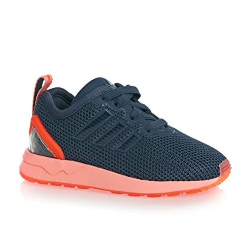 los angeles be71f 4630f ... good 2019 sneaker 512d2 ab4e6 adidas boys originals infant boys zx flux  adv trainers in navy