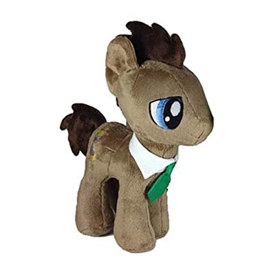 "4th Dimension My Little Pony - Dr. Hooves - Cool Eyes Plush Toy, 10.5"": Everything Else"