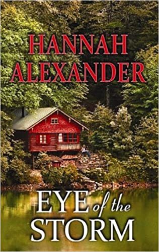 Eye of the Storm (Thorndike Christian Mysteries)