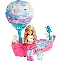 Barbie - (Mattel Dwp59) Dreamtopia Chelsea Ve Sihirli Kayığı
