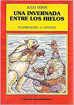 Book UNA INVERNADA ENTRE LOS HIELOS