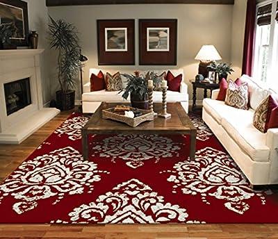Contemporary Rugs For Living Room Black 8x10 Flower Black Rug Leaves Rug Leaf Pattern