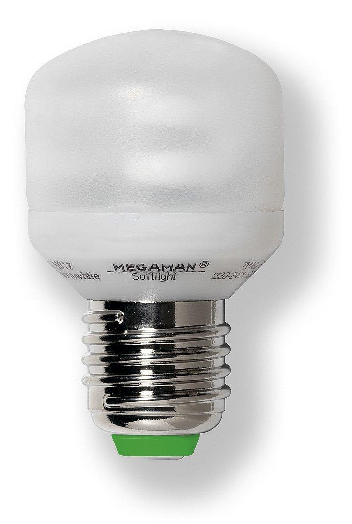 5x Energiesparlampe T45 7W 7 Watt Warmweiss 2700k Classic T Quick Start 89mm Durchmesser 45 mm