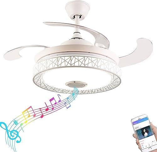 Bluetooth Ceiling Fan