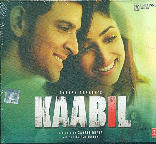 KAABIL (OST/FILM) (AUDIO CD) (Valentine's Day)(ROMANTIC)