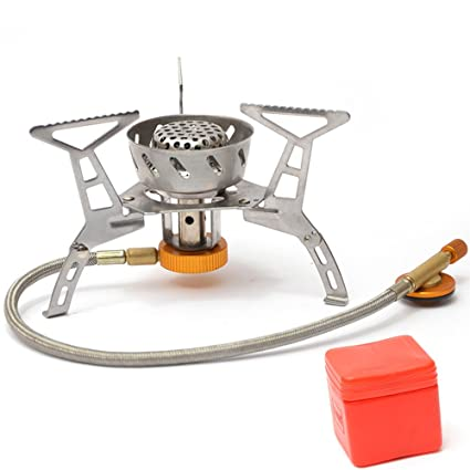Amazon.com: od-sports Mini Estufa de picnic camping Stove ...