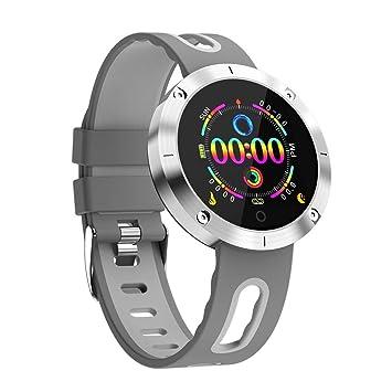 VEHOME Reloj Deportivo -DM58PLUS - Hombre Mujer Relojes Deportivos - Monitoreo del Ritmo cardíaco - Reloj Deportivo Inteligente ...