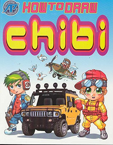 Download How To Draw Chibi Supersize (How to Draw Manga (Antarctic Press)) PDF