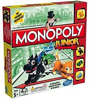 Monopoly- Junior Electronico (Versión Española) (Hasbro ...