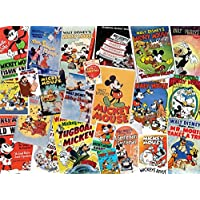 Ceaco Disney's Mickey Mouse Posters Puzzle (1500 Piece)