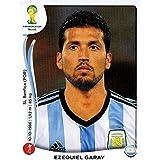 FIFA World Cup 2014 Ezequiel Garay Sticker No.416