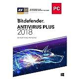 Bitdefender Antivirus Plus 2018 | 3 PC, 2 Year