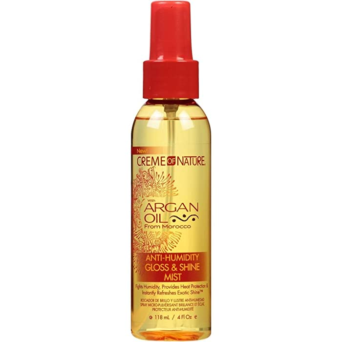 Top 9 Creme Of Nature Argan Oil Shine Mist