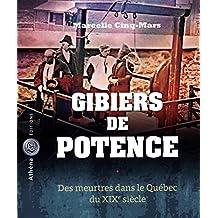 Gibiers de potence : Des meutres dans le Québec du XIXe siècle