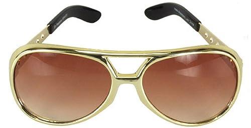 1b443a5073c Amazon.com  Classic TCB Elvis Celebrity Style Aviator Sunglasses  Shoes