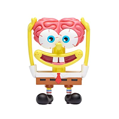 "SpongeBob SquarePants, Spongepop Culturepants, 4.5"" Collectible Vinyl Figure, B-Movie: Toys & Games [5Bkhe0304677]"