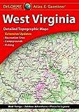 Delorme West Virginia Atlas & Gazetteer 7th Edition