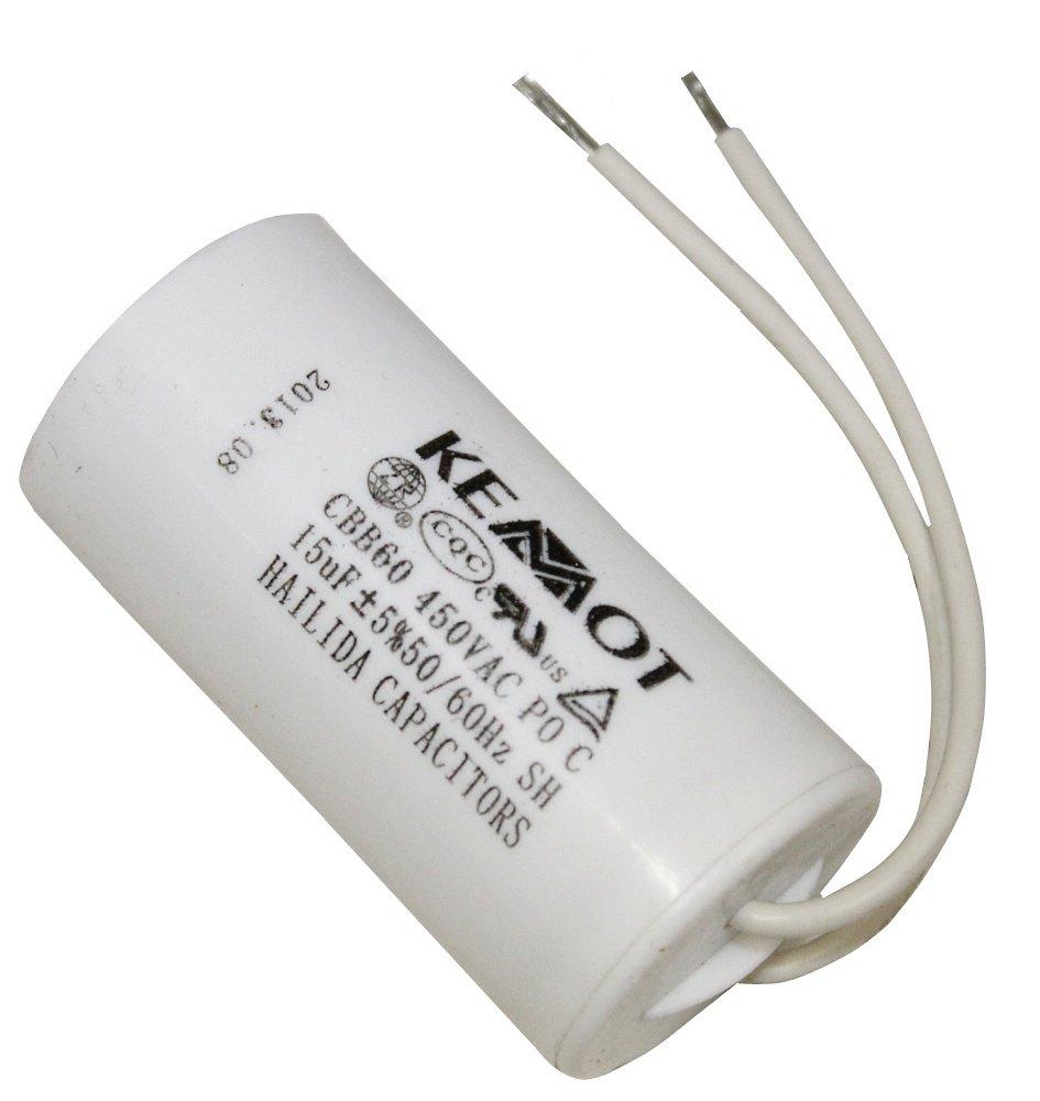 AERZETIX: Condensador de arranque 15µF 450V - C3311 3800946249153
