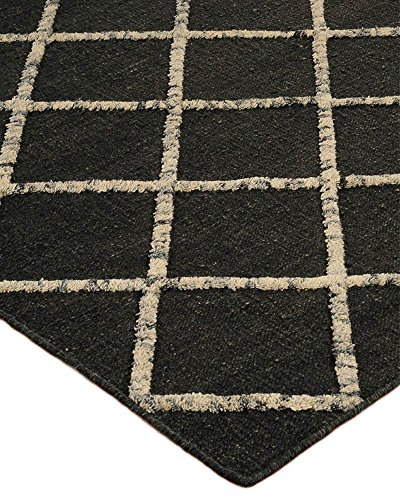 Amazon Com Naturalarearugs Centre Wool Area Rug Hand Woven 100