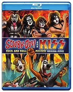 Scooby-Doo! & KISS: Rock & Roll Mystery (BD) [Blu-ray]