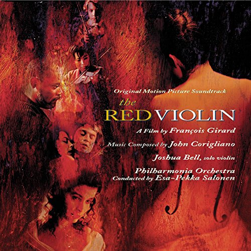 The Red Violin: Original Motion Picture - Violins Mid Price