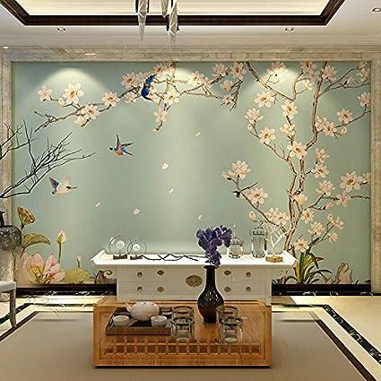 huangyahui Mural papel pintado 3d salón TV fondo pared ...