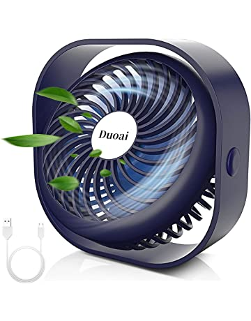 Ventilateur USB /À 3 Vitesses Mini Ventilateur De Voiture /Électrique Pour Ventilation Dair De Voiture Mont/é /À 360 /° Voiture Rotative Automatique Puissant Ar/ôme De Ventilateur Dair De Refroidissement