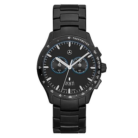 \u0027Mercedes Benz originale orologio da polso uomo cronografo Black Edition  \u0026quot;