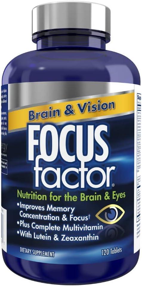 Focus Factor vs Prevagen