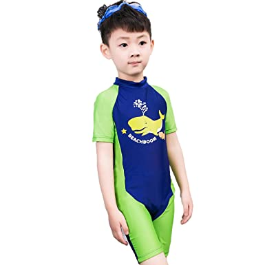 Amazon | 水着 ラッシュガード 子供 ベビー 男の子 男児用水着 2-12歳ラッシュガード水泳スイムウェアベビー | 水着 通販