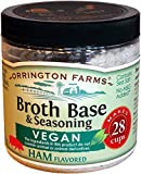 Orrington Farms - Vegan Ham Flavored Broth Base, 6 oz. (Pack of 3)
