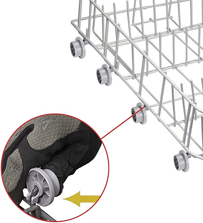 Lavavajillas ruedas (8 packs): Amazon.es: Salud y cuidado personal