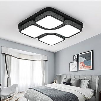 ETiME 64W Design LED Deckenlampe Led Deckenleuchte Wohnzimmer Lampe ...