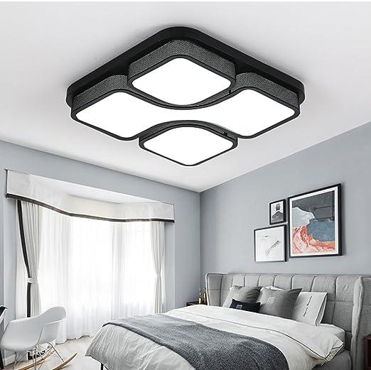 Etime 64w Design Led Deckenlampe Led Deckenleuchte Wohnzimmer Lampe