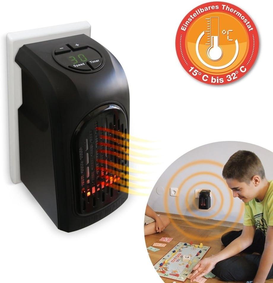 Livington Handy Heater Heizer für die Steckdose B-Ware