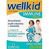 Vitabiotics Wellkid Immune Chewable - 30 Tabs