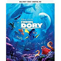 Finding Dory - BD Combo Pack (2BD + DVD + Digital HD)...