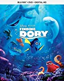 #8: Finding Dory - BD Combo Pack (2BD + DVD + Digital HD) [Blu-ray]