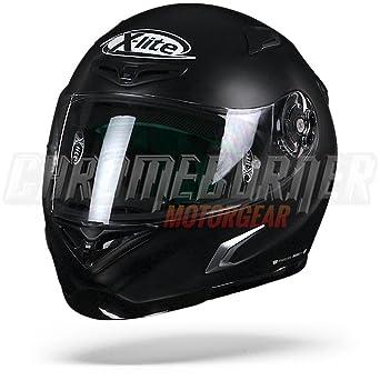X-Lite X de 802rr Start Integral casco moto ligero de fibra – mate negro