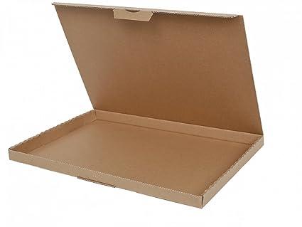 200 grande - Cajas 350 x 250 x 20 mm Envío Cajas de Cartón ...
