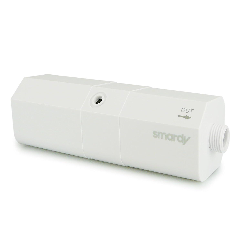 SMARDY PureLux Premium Filtro di Ricambio Doccia Ultrafiltrazione 0.01um Anti Legionella