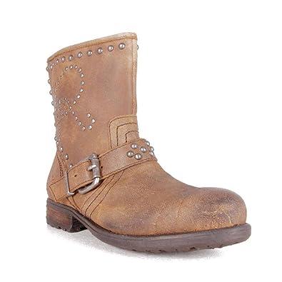 Replay Damen Schuhe NAROA Gr. 38 NEU RL120020L Woman Boots